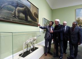 La naturaleza se adueña del Prado