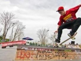 Los mejores skaters del mundo, en Tetuán