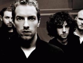 Coldplay abarrota el Palacio de los Deportes