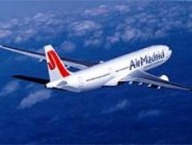 Air Madrid presentará este jueves alegaciones a Fomento para que no suspenda su licencia de vuelo