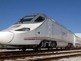 Renfe pondrá en marcha un nuevo Alvia entre Madrid y Vitoria