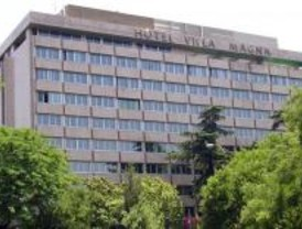 El Hotel Villa Magna-Park, cerrado hasta octubre