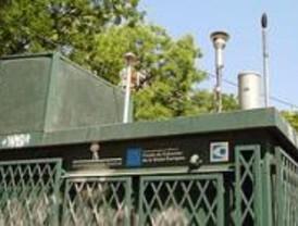 Veinte estaciones de calidad del aire superaron los límites de ozono
