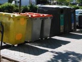 El cambio de recorrido de la manifestación de la tasa de basuras llega al TSJM