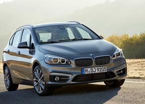 BMW Serie 2 Active Tourer, versatilidad con clase