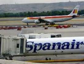 Spanair mantiene cancelados 14 vuelos a Barajas pese a estar desconvocada la huelga