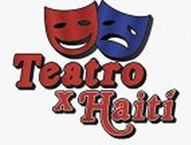 Los teatros madrileños se solidarizan con Haití