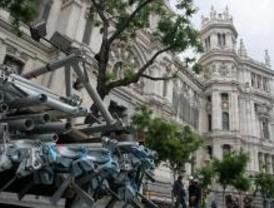 La recepción oficial al Real Madrid provocará cortes de tráfico en el centro