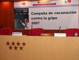 Comienza la campaña de vacunación contra la gripe