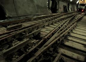 Túnel del metro linea 1.