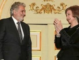 Madrid reconoce la contribución de Plácido Domingo a la proyección mundial de la ciudad