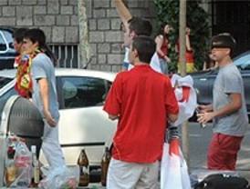 Alcalá de Henares acaba con el 'botellón' en el barrio de La Garena