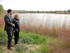 La Comunidad restaurará la Laguna del Aceite del Parque del Sureste