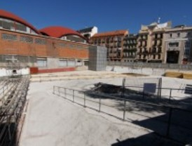 La reforma de la plaza de la Cebada se aprobará en 2013