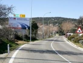 Arrancan las obras para mejorar la seguridad vial en Navalagamella