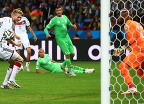 Alemania gana como Alemania