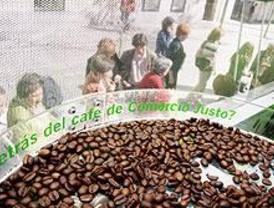 El 'bus del café' de comercio justo hace parada en Madrid