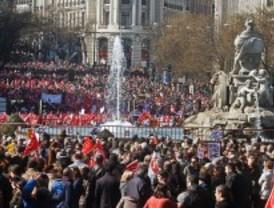 29F: tres protestas en Madrid