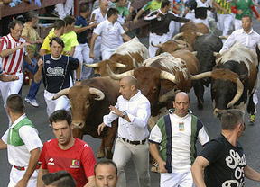 Terminan las fiestas de 'Sanse' sin heridos por asta de toro