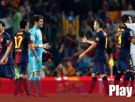 Cristiano y Messi empatan el clásico