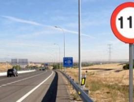 Circular por encima de 110 kilómetros por hora se multará con 100 euros desde este lunes