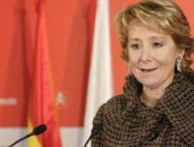 Aguirre votará por Rajoy en junio pero su decisión no es 'inamovible'