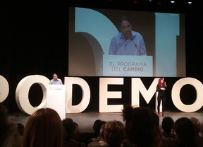 Podemos incluye la paralización de los desahucios y un rescate ciudadano en su programa electoral