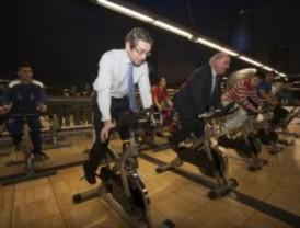 13.000 madrileños hacen deporte en el Metro