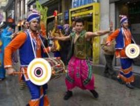 'India, un viaje musical' llena de luz y color la capital