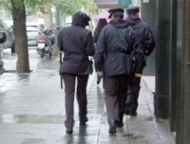 Detenidos tras embestir a la Policía con un coche robado
