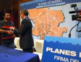 Dieciséis barrios de Madrid ya tienen un Plan