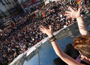 Los 'indignados' del 15-M preparan su salto a la política