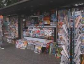 Los quioscos se convierten en nuevos minisupermercados