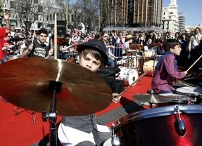 La cultura reivindica su papel fundamental en las calles de Madrid