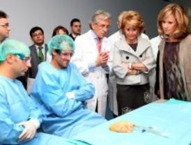El Gregorio Marañón estrena el primer laboratorio del mundo para crear órganos a la carta