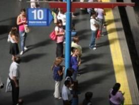 Siete paros en Metro y aún no hay solución