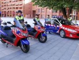 Nuevos vehículos de las BESCAM para 17 municipios
