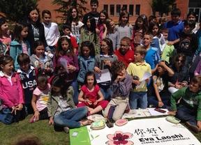 El Colegio Montfort se examina de chino