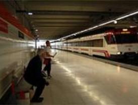 Una avería provoca retrasos de más de 2 horas en 5 líneas de Cercanías