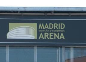 Movimiento digital para renombrar el Madrid Arena