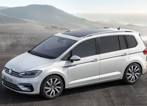 Volkswagen Touran, del Salón de Barcelona a los concesionarios