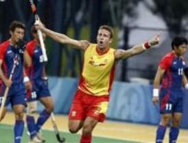 Los madrileños rozan la medalla en los deportes de equipo