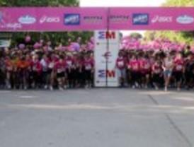 La madrileña Ana Burgos gana la Carrera de la Mujer, que batió récords con 20.000 participantes