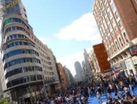 Una web pide a los madrileños que propongan regalos para la Gran Vía por su centenario