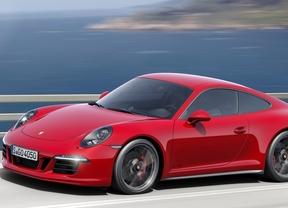 Mas potencia para el nuevo Porsche 911 Carrera GTS