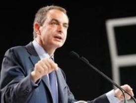 Zapatero, reelegido secretario general del PSOE con el 98,5% de los votos