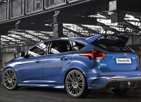 Ford Focus RS, altas prestaciones para la calle