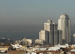 El nivel de ozono se dispara en la zona de Juan Carlos I