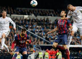El Barcelona se impone al Madrid en un choque cargado de polémica