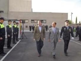 Inaugurada la comisaría de la Policía de Pozuelo de Alarcón